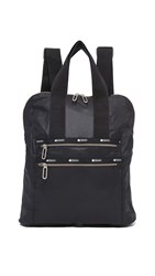 Le Sport Sac Commuter Backpack True Black