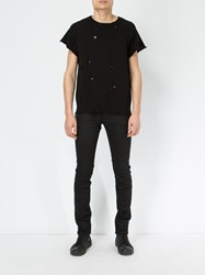 The Soloist Skinny Trousers Black