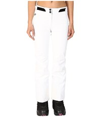 Obermeyer Warrior Pant White 1 Women's Casual Pants