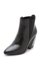 United Nude Jacky High Booties Black