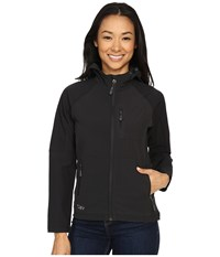 Outdoor Research Ferrosi Hoody Black Women's Sweatshirt