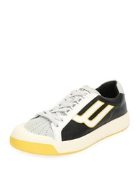 Bally New Competition Retro Low Top Sneakers Multi