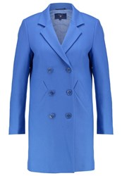 Gant Classic Coat Nightfall Blue