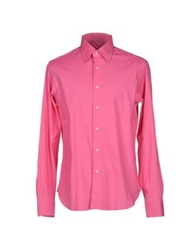 Roccobarocco Shirts Light Purple