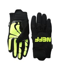 Neff Rover Glove Eiki Extreme Cold Weather Gloves Black