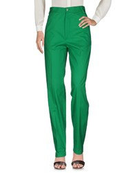 Versace Jeans Couture Casual Pants Green