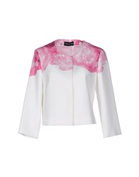 Diana Gallesi Suits And Jackets Blazers Women White