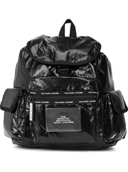 Marc Jacobs The Ripstop Backpack Black