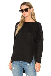 Line And Dot Cypress Sweater Black