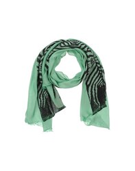 Roberto Cavalli Accessories Oblong Scarves Men Light Green