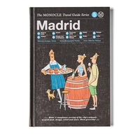 Gestalten The Monocle Travel Guide Madrid