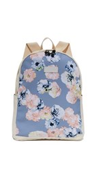 State Cass Backpack Floral Grey