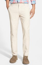Men's Big And Tall Bonobos 'Cappu Chinos' Tailored Fit Washed Cotton Chinos Stone Cutter
