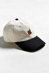 Urban Outfitters Uo Loser Baseball Hat Black And White