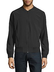 Hpe Casual Bomber Jacket Navy
