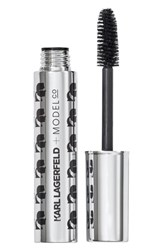 Model Co Karl Lagerfeld Modelco Kiss Me Karl Intense Black Volumizing Mascara Black