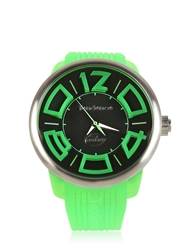 Tendence Fantasy Fluorescent Watch Green