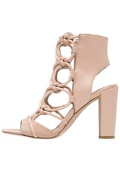 Bcbgeneration Fay High Heeled Sandals Shell Rose