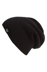 Men's Burton 'All Day Long' Beanie Black True Black