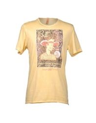 Bob Strollers Bob Short Sleeve T Shirts Yellow