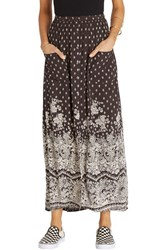 Billabong Women's Honey High Waist Maxi Skirt