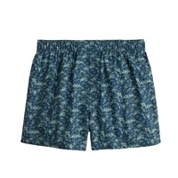 J.Crew Jungle Fern Boxers Faded Aqua