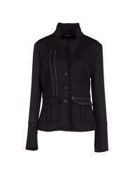 Daniele Alessandrini Alessandrini Suits And Jackets Blazers Women Black