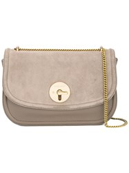 See By Chloe 'Lois' Bag Women Calf Leather One Size Nude Neutrals