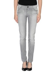 Twin Set Jeans Denim Pants Grey