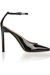 Reed Krakoff Atlas Patent Leather Pumps Black