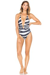 Agent Provocateur Tayler One Piece Black And White