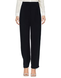 Fabrizio Lenzi Trousers Casual Trousers Black