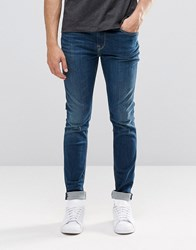 Pepe Jeans Nickel Skinny I47 Dark Wash Dark Wash Blue