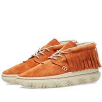 Clear Weather One O One Vx Sneaker Orange