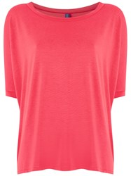 Lygia And Nanny Loose Fit T Shirt Women Polyamide 38 Red
