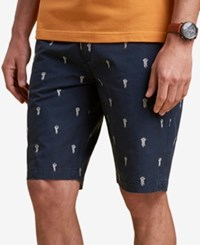 Barbour Men's Jellyfish Shorts Navy