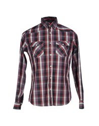 Atelier Fixdesign Shirts Shirts Men Black