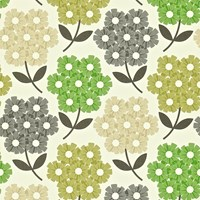 Orla Kiely Rhododendron Wallpaper 110413