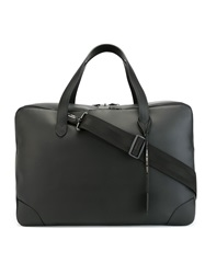 Golden Goose Deluxe Brand Structured Holdall Black
