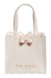 Ted Baker London Idacon Small Icon Tote Pink Pale Pink
