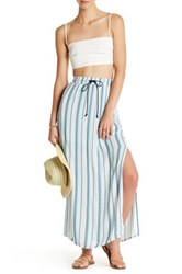 Splendid Column Maxi Skirt Multi