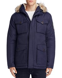 Superdry Military Everest Parka Navy