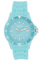 S.Oliver Watch Hellblau Light Blue
