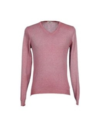 Mein Sweaters Pastel Pink