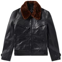 Acne Studios Arthur Jacket Black