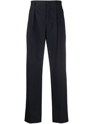 Valentino Garavani High Waisted Darted Trousers 60