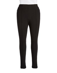 Tahari By Arthur S. Levine Plus Abigail Stretch Pants Black