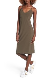 Leith Women's Cami Slipdress Olive Sarma