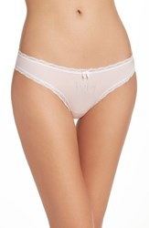Betsey Johnson Women's Bridal Bikini Wifey