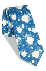 The Tie Bar Hodgkiss Flowers Linen